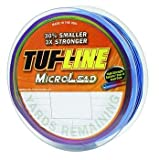 Tuf-Line ML18100 Micro Lead Core Spectra Braid Trolling Line, 18-Pound