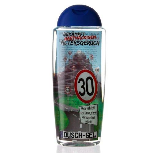 Lustige Apotheke Duschgel gegen Altersgeruch zum 30. Geburtstag