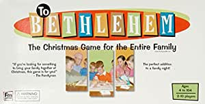 To Bethlehem, the Christmas Game for the Entire Family
