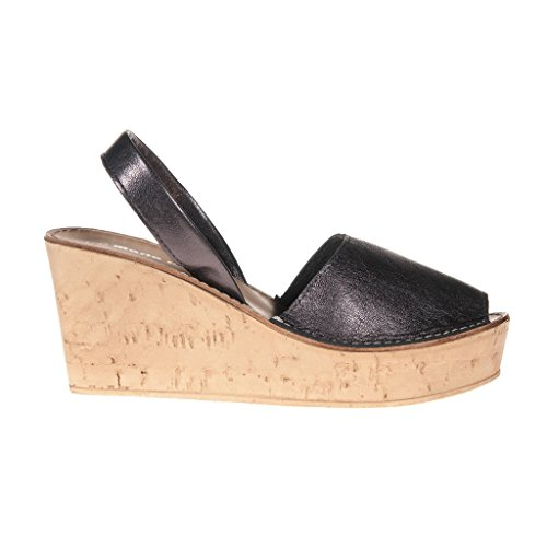 Maria Barcelo Damen Menorquinische Abarca-Sandalen
