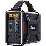 Energizer Portable Power Station, PD 45W USB-C Fast Charging Solar Generators, 240Wh/75000mAh(110V/200W) Pure Sine Wave…