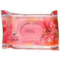 Sleek Soft and Gentle Wipes Shabbos - 50 Ea