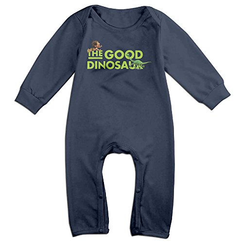 [YOUD X-max Gift Babys The Good Dinosaur Long Sleeve Bodysuit Outfits 6 M] (Baby Golfer Costume)