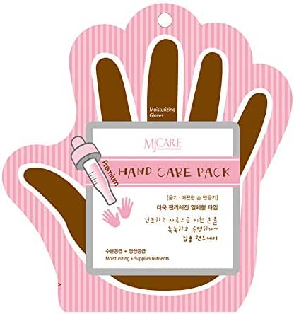 Pack of 7, Korean Beauty Cosmetics Premium Hand Care Pack for Moisturizing and Nutrients