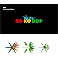 EXO - THE WAR 4th Album : 3cd 1SET (Korea Sealed Kpop + Poster Tube 3 + Photobook 3 + Photo Card 3 + Extra Gift Doll key1 Random