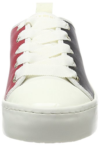 Femme Basses Tommy J1285upiter Hilfiger 3a3 Sneakers 6BxzXvx