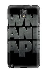 Fernando Gan Beane's Shop Perfect Fit Dawn Of The Planet Of The Apes Poster Case For Galaxy - Note 3