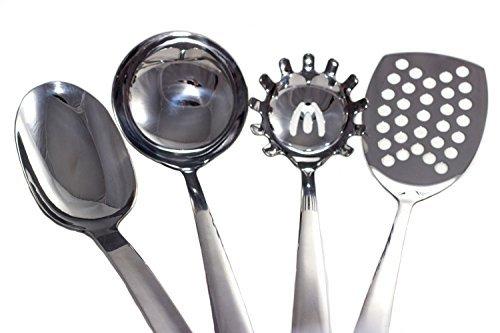 Kitchen Utensils - Boxed Stainless Steel Luxury Kitchen Tools Set