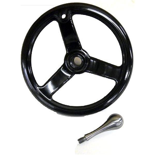 Quill Wheel /</> CL-1 Bridgeport CLONE Steering Wheel Quill Handle Replacement