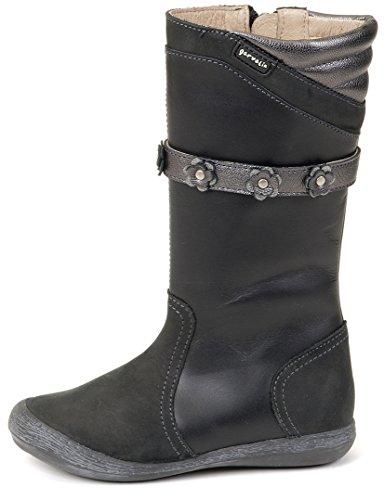 Bottes Fille Noir 131635A -