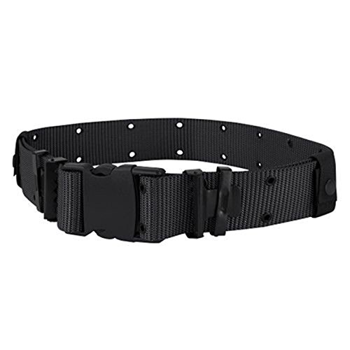 CONDOR G.I. Style Nylon Pistol Belt - Black ()
