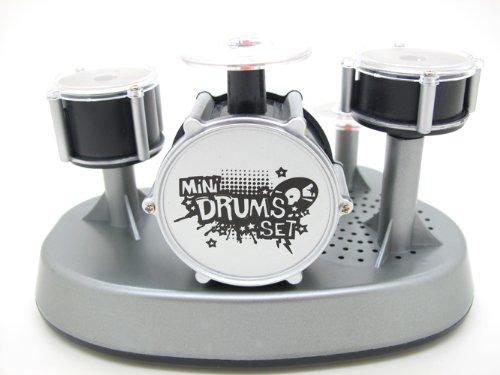 Mini Finger Drum Set Novelty Desk Musical Toy -