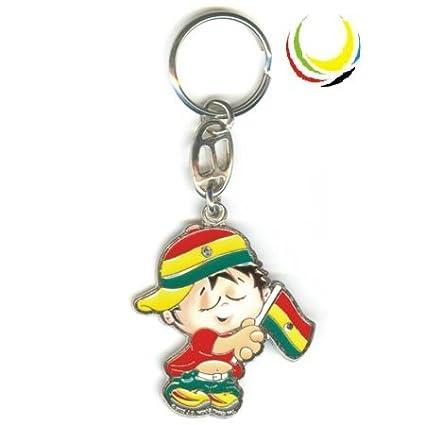 Amazon.com: Keychain BOLIVIA BABY: Everything Else
