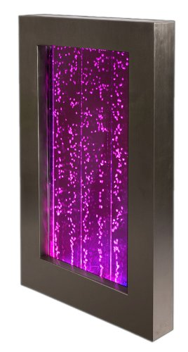 Primrose Ambiente 1m Bubble Water Wall Hanging with Colour