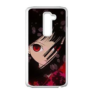 Hell Girl LG G2 Cell Phone Case White