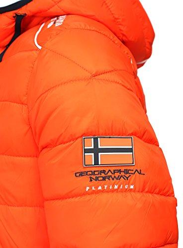 Naranja F6fx65wq Guateada Para Hombre Chaqueta Norway Geographical Znx4TqBwX