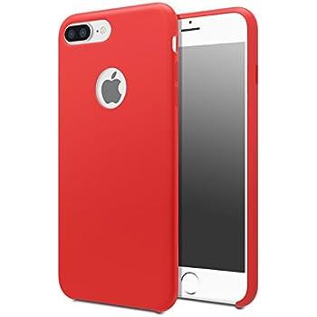 iphone 7 plus case silicone red