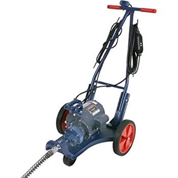 Electric Eel Sectional Drain Cleaning Machine Model Ck