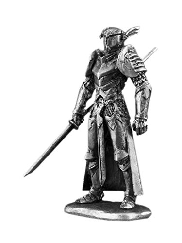 Ronin Miniatures Wings of Horus UnPainted Fantasy Tin Metal 54mm Action Figures Toy Soldiers Size 1/32 Scale for Home Décor Accents Collectible Figurines ITEM #Gm-04