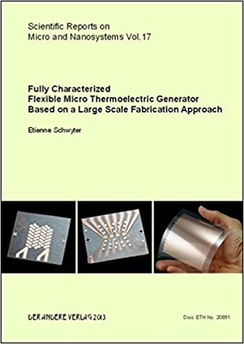 Fully Characterized Flexible Micro Thermoelectric Generator