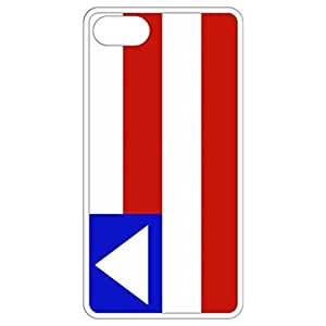 Bahia Flag White Apple Iphone 5 5s Cell Phone Case - Cover