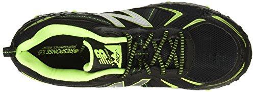 New Balance Men's MT410v5 Cushioning Trail Running Shoe, Black, 8 D US by New Balance (Image #8)