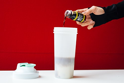 Bizzy Cold Brew Coffee Shots - Vanilla 12 Pack - USDA Organic
