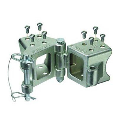 AMRF-HDPB330101 * Fulton 3 X 3 Fold Away Bolt-On Hinge Kit