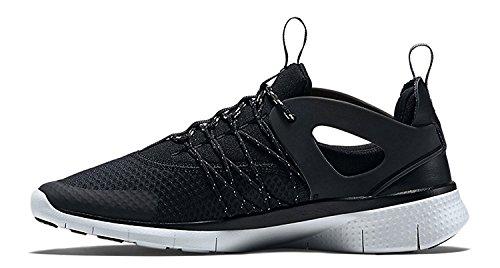 Nike Womens Free Viritose Scarpe Da Corsa Nero / Bianco