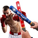 WESING Boxing Strike Pads Mixed Martial Arts Padded Sticks Sports Stick Mitts Training Sticks