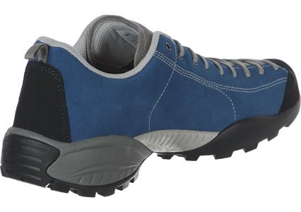 Scarpa Mojito GTX - Pantuflas de caña alta de cuero hombre Hyper Blue