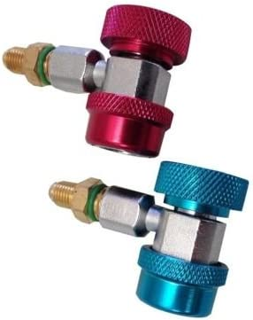 90-DEG Refrigeration KWIK Coupler