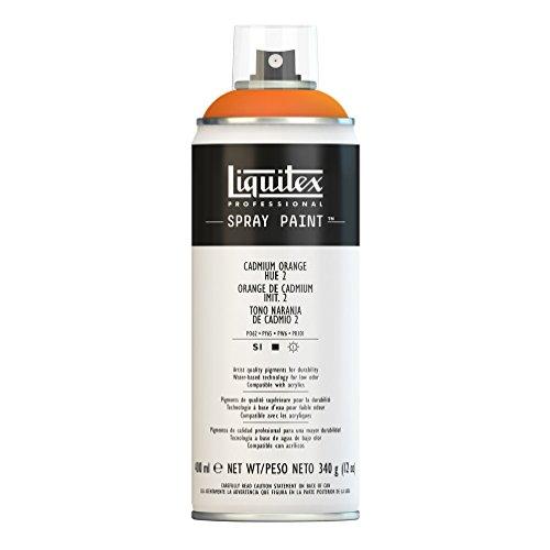 Cadmium Imitation Ml 400 Acrylique De 2 Pourpre Peinture Liquitex Orange Brillant Professional Aérosol N° XaOvvw