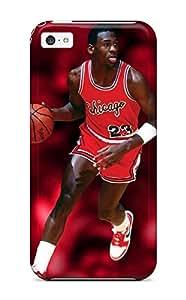 Janice K. Alvarado's Shop Hot nba michael jordan basketball NBA Sports & Colleges colorful iPhone 5c cases 3682638K398570689