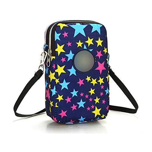Purse Handbag Phone Zipper Tote Coin nbsp;Wallet Clutch Multifunction Crossbody Wristlet Long Shoulder Bag Purse Mini B Cell nPwA8xOqR