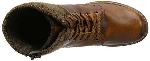 Combat Cesine Rohde Brown Boots 73 Cognac Women's BEB56