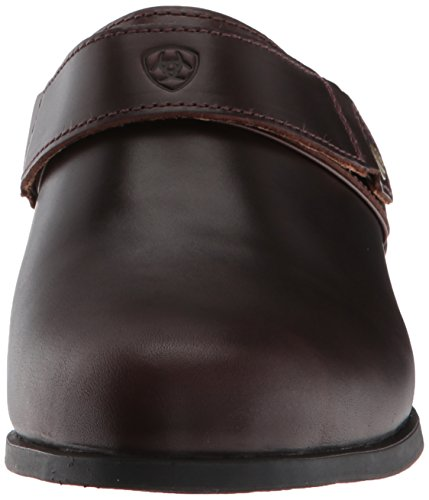Brown Timber donna Chocolate Waxed Ariat Zoccoli tEc48wqxz