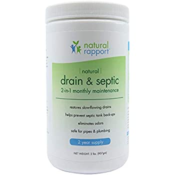Amazon Com Septric Treatment And Drain Cleaner The Only