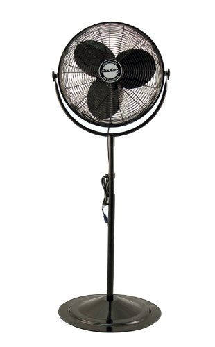 Air King 9420 20-Inch Industrial Grade Pedestal Fan ()