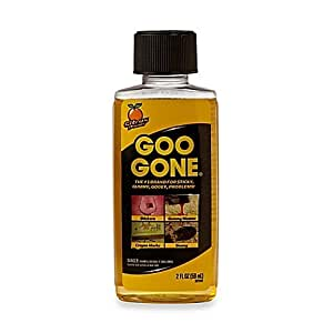 Goo Gone Remover | Greasy Residues and Messes (2 oz)