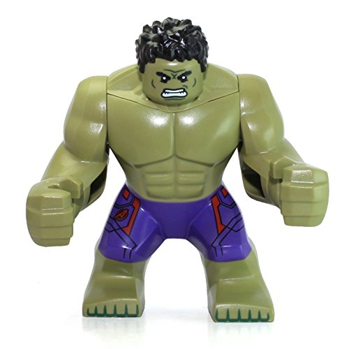 LEGO Marvel Super Heroes Age of Ultron Minifigure - Incredible Hulk (2015) (Lego Avengers Hulk)