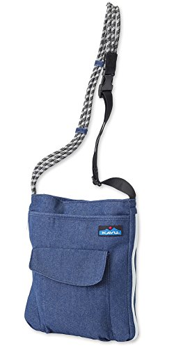 KAVU Sidewinder Backpack, Denim, One Size
