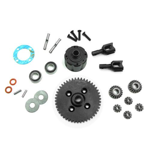 Tekno RC Complete Center Differential -