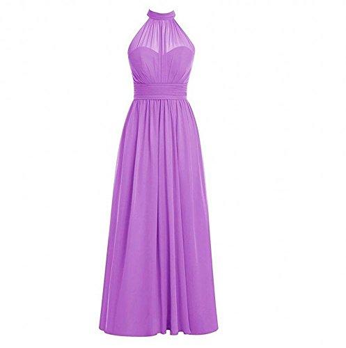 Damen Beauty Linie Kleid KA A Lilac nB8x6fwSqf