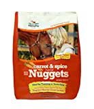 Manna Pro Bite-Size Carrot & Spice Flavored Nuggets, 4 lb