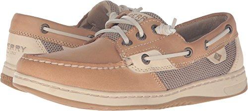 Sperry Top-Sider Women's Rosefish Boat Shoe, Linen/Oat 7
