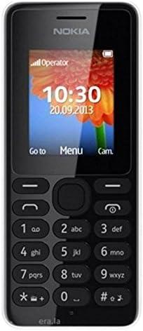 Nokia 108 - Smartphone DE 1.8 (3 G, Bluetooth, 1 GB de RAM ...