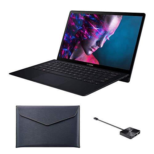 ASUS Ultra-HD (4K) ZenBook UX391 13.3 Inch Touchscreen Laptop (Intel Core i7, 512 GB PCI-e SSD, 16 GB RAM, Windows 10…