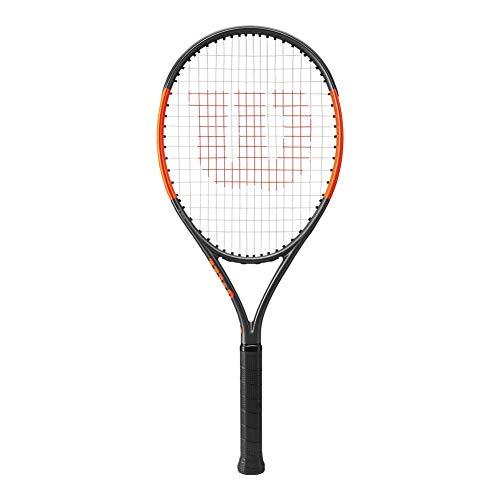Wilson WRT534100 Burn 26S Junior Tennis Racquet, 4-Inch