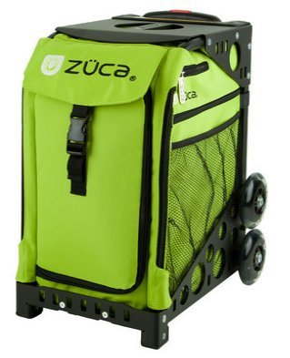 Zuca Bag Apple Select Frame (Black Frame) by ZUCA